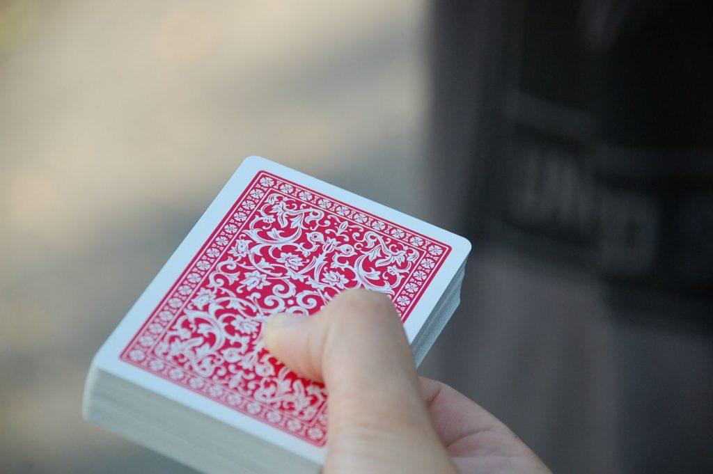 Kártyajáték klub