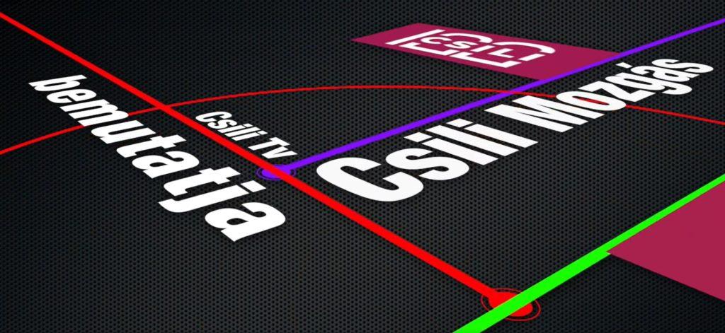 A CSILI TV BEMUTATJA MOZGÁS C. MAGAZINJÁT