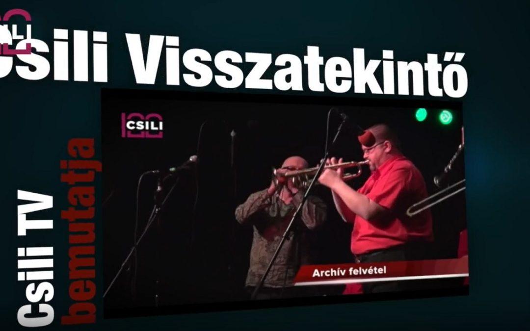 A CSILI TV BEMUTATJA VISSZATEKINTŐ C. MAGAZINJÁT