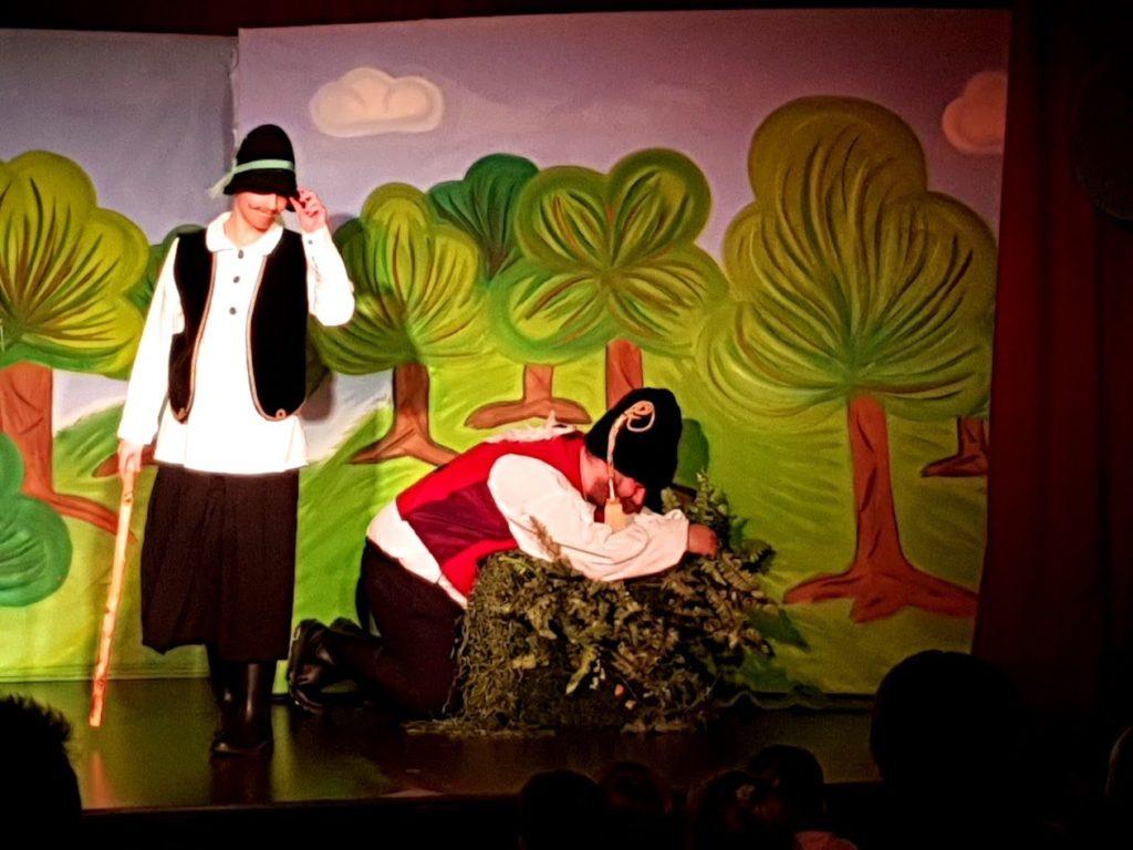 Lúdas Matyi – Mesekocsi Színház