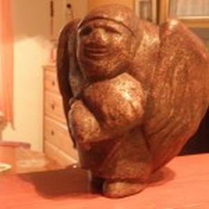 ELHALASZTVA – Pistyur Imre Munkácsy-díjas szobrászművész kiállítása