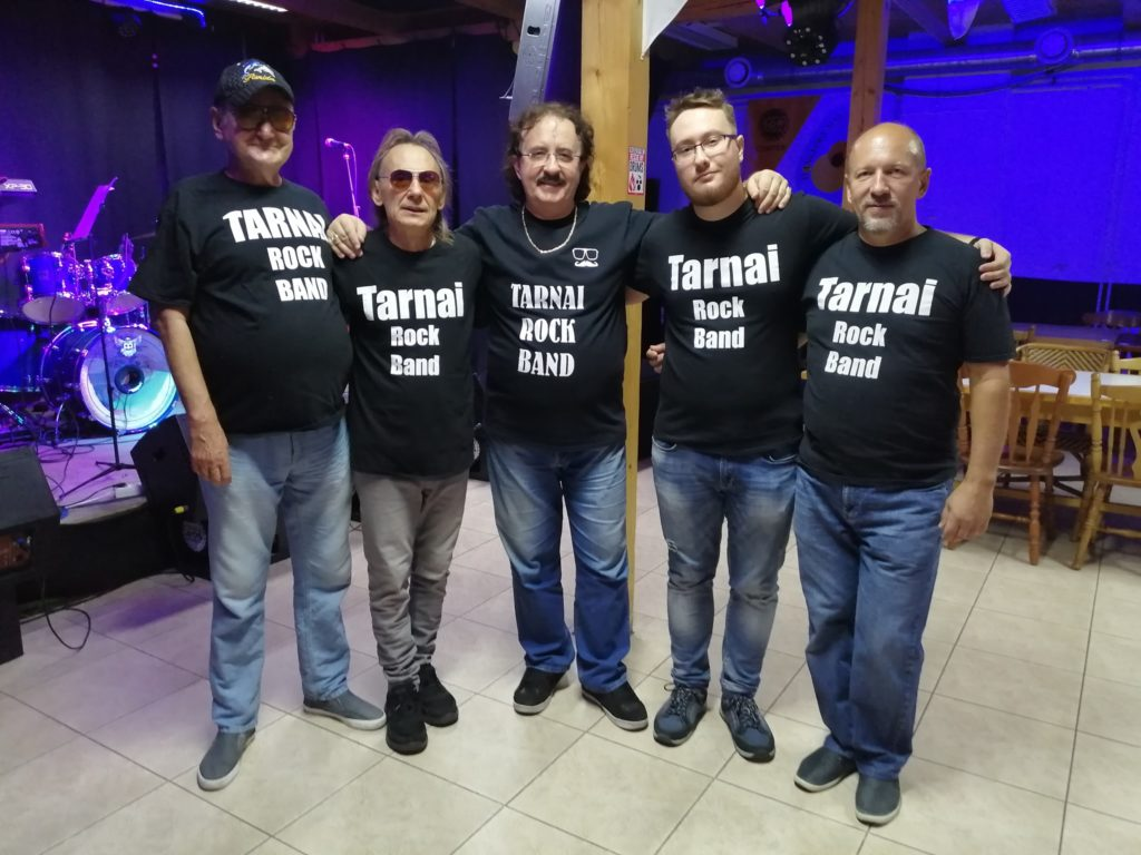 Tarnai Rock Band koncert