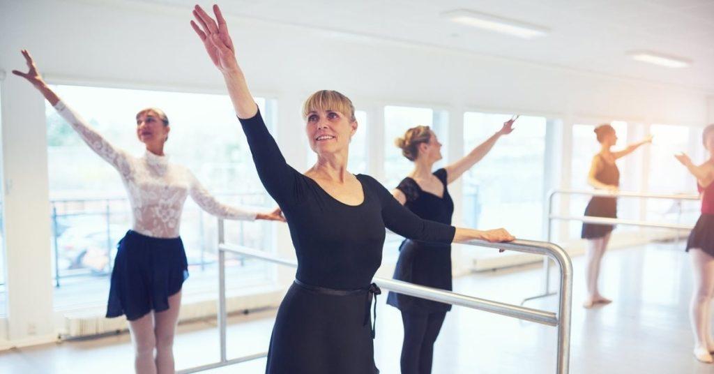 Felnőtt balett
