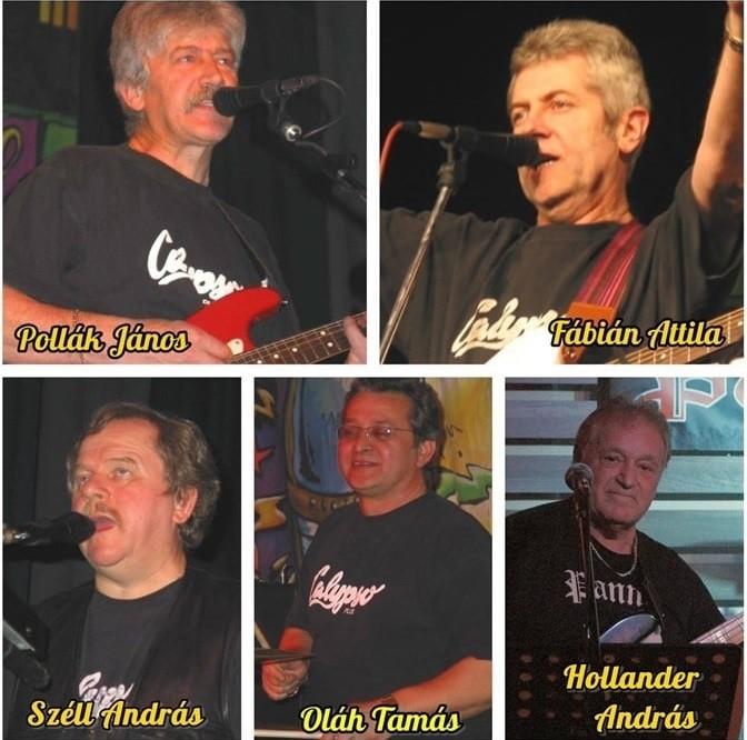 Calypso Plus Band emlékkoncert