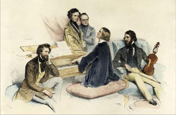 A Kossuth Társaság kiállításának finisszázsa